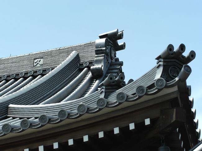 磐田市 大円寺 本堂