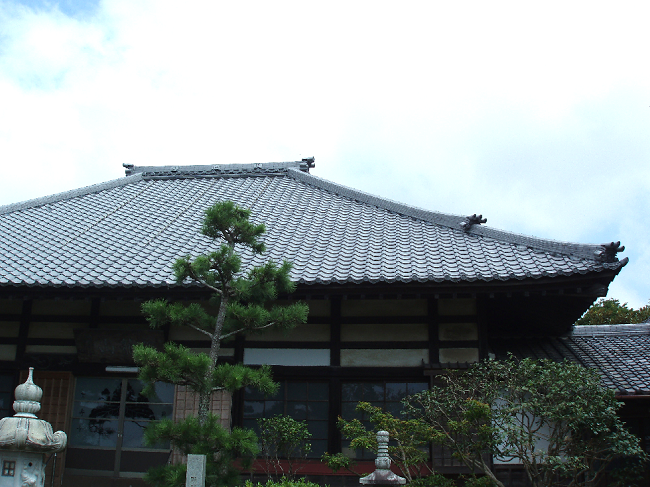 磐田市 聖壽寺 本堂